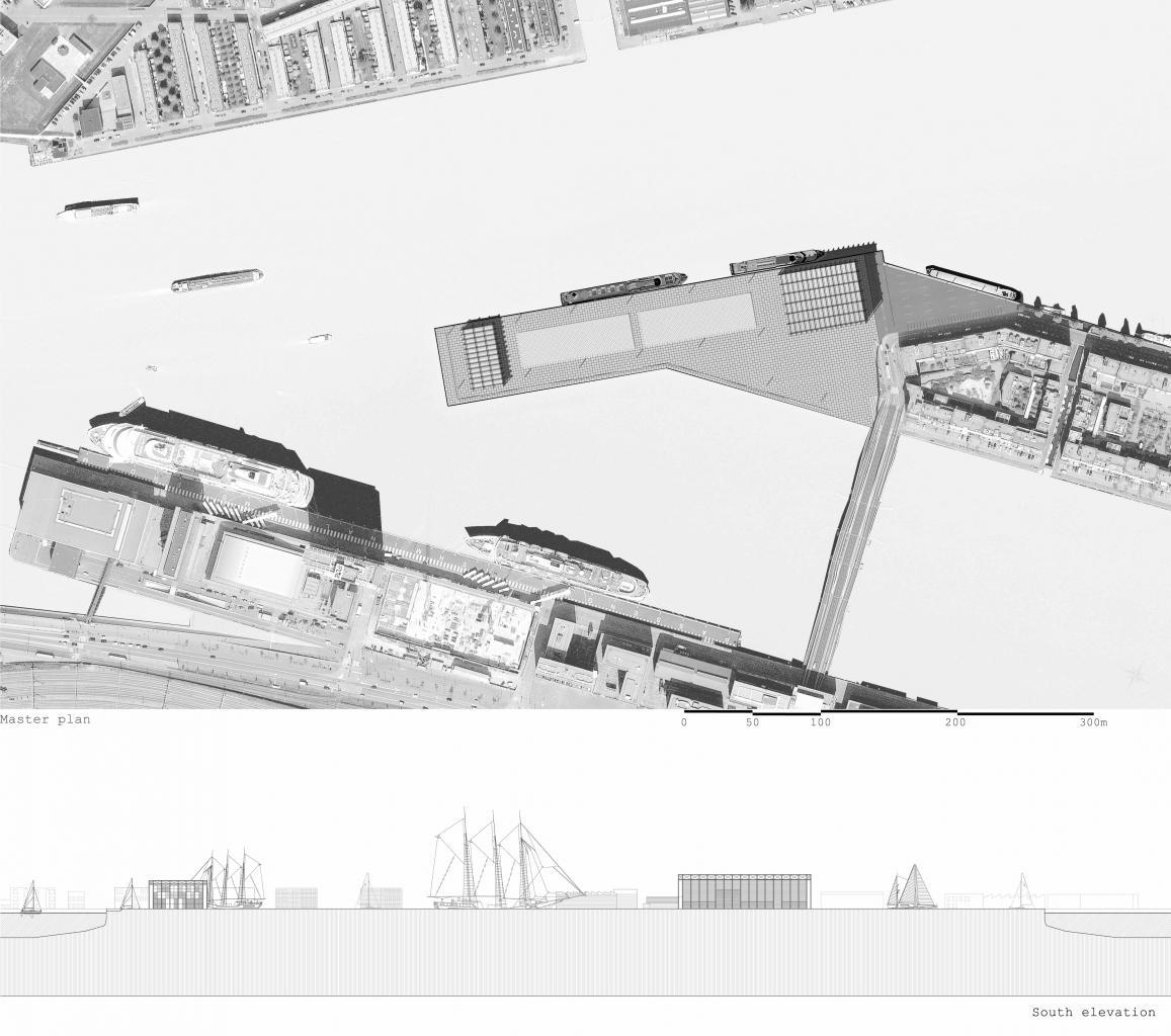images projet Nunes Antoine-Frédéric Amsterdam 2